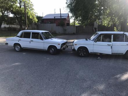 ВАЗ (Lada) 2106 1988 года за 750 000 тг. в Шымкент – фото 8