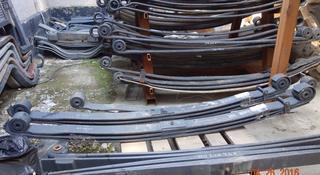 Рессоры на грузовики Мерседес SK 1824, 2531… в Шымкент