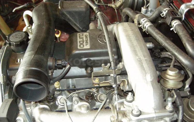 Двигатель 1kz за 500 000 тг. в Алматы