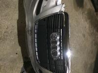 Бампер на Audi A6 c6 Ауди а6 с6 в сборе за 200 000 тг. в Алматы