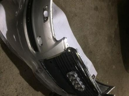 Бампер на Audi A6 c6 Ауди а6 с6 в сборе за 200 000 тг. в Алматы – фото 2