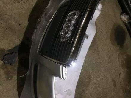 Бампер на Audi A6 c6 Ауди а6 с6 в сборе за 200 000 тг. в Алматы – фото 3