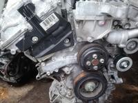 Мотор 2GR двигатель TOYOTA HIGLANDER 3.5л за 490 000 тг. в Караганда