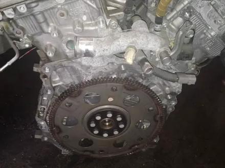 Мотор 2GR двигатель TOYOTA HIGLANDER 3.5л за 490 000 тг. в Караганда – фото 3
