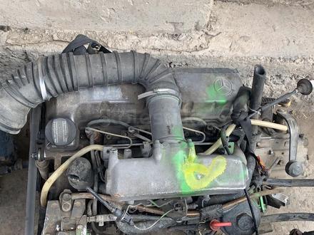 Мерседес Вито 638 двигатель 601 турбо с Европы за 350 000 тг. в Караганда – фото 2