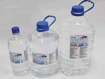 Дистиллированная вода 5 литров за 280 тг. в Алматы