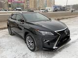 Lexus RX 200t 2017 года за 23 199 999 тг. в Нур-Султан (Астана) – фото 2