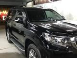 Toyota Land Cruiser Prado 2019 года за 29 555 555 тг. в Алматы – фото 3