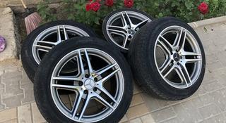 Диски + шины 225/55/r18 за 160 000 тг. в Актобе
