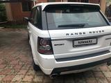Land Rover Range Rover Sport 2012 года за 12 000 000 тг. в Алматы – фото 4