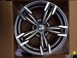 R18 BMW 4 серии 433 style (f30/f31/f32/f33) 5 120 DIA 72.6 Нур 29 за 198 000 тг. в Алматы – фото 3