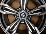R18 BMW 4 серии 433 style (f30/f31/f32/f33) 5 120 DIA 72.6 Нур 29 за 198 000 тг. в Алматы – фото 4