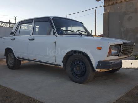 ВАЗ (Lada) 2107 2007 года за 350 000 тг. в Атырау