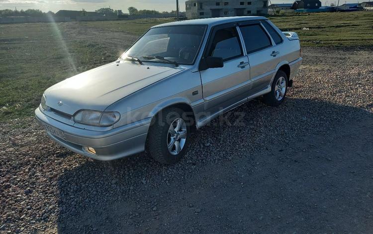 ВАЗ (Lada) 2115 (седан) 2008 года за 920 000 тг. в Петропавловск