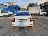ВАЗ (Lada) Priora 2172 (хэтчбек) 2012 года за 1 700 000 тг. в Алматы – фото 4