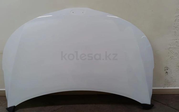 Капот Киа Рио белый за 65 000 тг. в Алматы