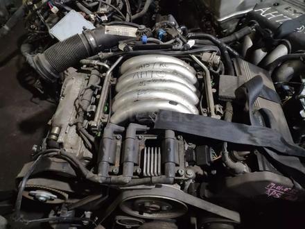Двигатель 30 клапанный Audi a4 a6 c5 2.4 (APS) контрактный… за 260 000 тг. в Нур-Султан (Астана) – фото 2