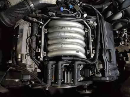 Двигатель 30 клапанный Audi a4 a6 c5 2.4 (APS) контрактный… за 260 000 тг. в Нур-Султан (Астана) – фото 4