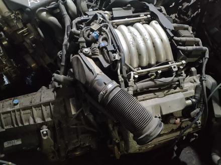 Двигатель 30 клапанный Audi a4 a6 c5 2.4 (APS) контрактный… за 260 000 тг. в Нур-Султан (Астана) – фото 5
