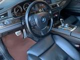 BMW 750 2010 года за 6 000 000 тг. в Костанай – фото 4