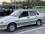 ВАЗ (Lada) 2115 (седан) 2006 года за 950 000 тг. в Шымкент – фото 2
