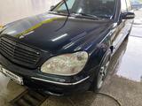 Mercedes-Benz S 500 1999 года за 2 800 000 тг. в Алматы