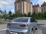 Mitsubishi Lancer 2013 года за 5 100 000 тг. в Нур-Султан (Астана) – фото 5
