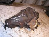 Редуктор задний Toyota Caldina ST195 4wd 1995г 3sfe автомат за 20 000 тг. в Семей