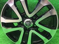 Новые диски R18 Toyota LC200 за 165 000 тг. в Алматы