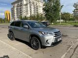 Toyota Highlander 2017 года за 17 800 000 тг. в Нур-Султан (Астана) – фото 3