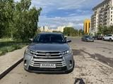 Toyota Highlander 2017 года за 17 800 000 тг. в Нур-Султан (Астана) – фото 4