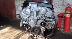 Двигатель VQ35de infiniti FX35 3.5 литра Контрактные Агрегаты из Японии! за 66 700 тг. в Алматы – фото 2