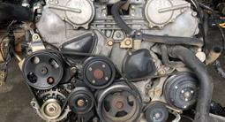 Двигатель VQ35de infiniti FX35 3.5 литра Контрактные Агрегаты из Японии! за 66 700 тг. в Алматы – фото 4