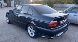 BMW 528 1999 года за 2 800 000 тг. в Караганда – фото 5