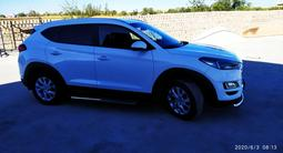 Hyundai Tucson 2019 года за 9 900 000 тг. в Шымкент – фото 4