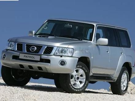 Nissan Patrol 2003 года за 10 000 тг. в Нур-Султан (Астана)