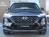Hyundai Santa Fe 2020 года за 16 590 000 тг. в Павлодар – фото 2