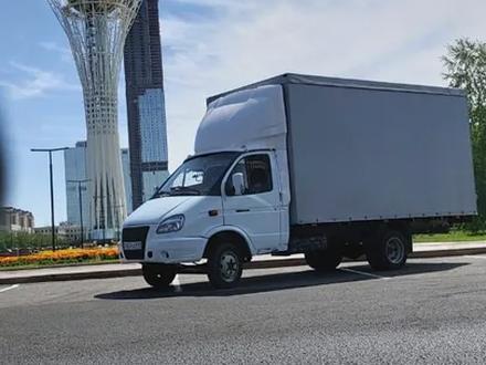 ГАЗ ГАЗель 2007 года за 3 500 000 тг. в Нур-Султан (Астана)