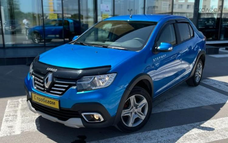 Renault Logan Stepway 2019 года за 6 400 000 тг. в Караганда