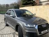 Audi Q7 2017 года за 26 000 000 тг. в Алматы