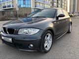 BMW 120 2005 года за 2 500 000 тг. в Нур-Султан (Астана) – фото 4