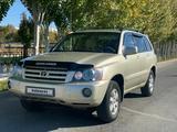 Toyota Highlander 2001 года за 5 800 000 тг. в Кызылорда