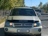 Toyota Highlander 2001 года за 5 800 000 тг. в Кызылорда – фото 2