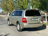 Toyota Highlander 2001 года за 5 800 000 тг. в Кызылорда – фото 4