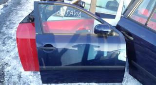 Дверь передняя задняя правая левая Skoda Octavia за 28 000 тг. в Семей