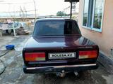 ВАЗ (Lada) 2107 2005 года за 650 000 тг. в Туркестан – фото 5
