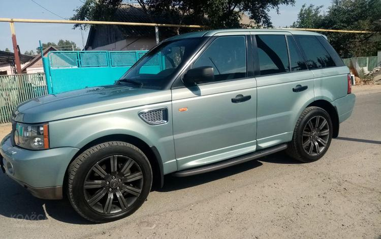 Land Rover Range Rover Sport 2008 года за 8 700 000 тг. в Алматы