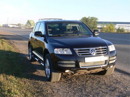 Volkswagen Touareg 2005 года за 6 500 000 тг. в Алматы