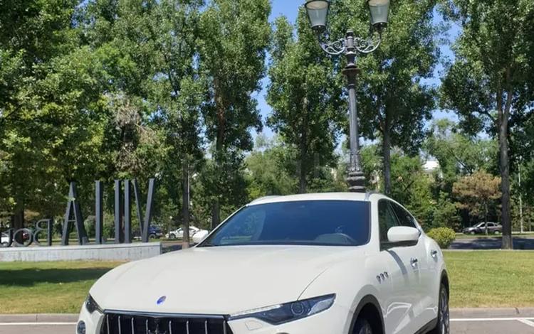 Maserati Levante 2017 года за 37 000 000 тг. в Алматы