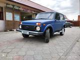 ВАЗ (Lada) 2121 Нива 2001 года за 1 000 000 тг. в Тараз – фото 2